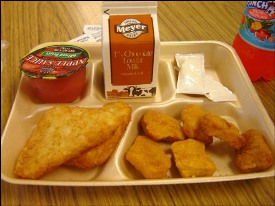 school lunch threat to national security