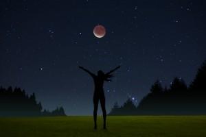 Full Moon eclipse 9/16/16